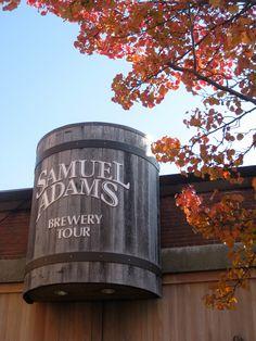 Sam Adams Brewery, Boston