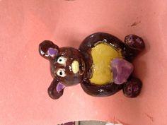 Imani's bear