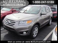 2012 Hyundai Santa Fe Vehicle Photo in New London, CT 06320