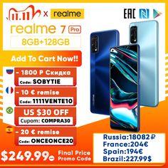 Realme 7 Pro Global Version Smartphone 65W Fast Charge Fingerprint Unlock Fullscreen MobilePhone Snapgragon 720G Game Cellphone realme 7 pro mobile,realme 7 pro silver,realme 7 pro phone,realme 7 pro price,realme 7 pro camera,realme 7 pro images, #realme7promobile #realme7prosilver #realme7prophone #realme7proprice #realme7procamera #realme7proimages