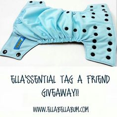 Are you #ellabellabum lovers ready for a little #giveaway!??!?! Up for grabs in this giveaway is a pair of #FREE Ella'ssential #diapers from www.ellabellabum.com - One for you and a friend!!!!   Enter our giveaway by clicking on the picture for details!! Diapers, Are You The One, Giveaways, Bikinis, Swimwear, Lovers, Pairs, Instagram Posts, Free