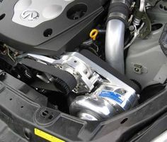 Procharger HO-Intercooled Supercharger System '03-'04 Infiniti G35 Coupe/ FX35