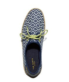 Best Walking Shoes for Travel: Ted Baker London Espadrilles