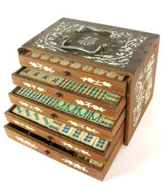 maybe this mahjongg case