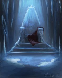 ice throne room - Google Search