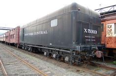 Diesel Locomotive, Steam Locomotive, New York Central Railroad, Milwaukee Road, Rolling Stock, Steam Engine, Transportation, Nyc, United States
