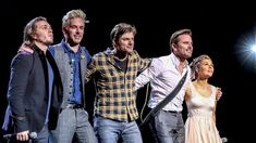 Nashville's six-show farewell tour in the U.K. will launch on April 14 in Birmingham, England. Cities on the schedule include Leeds, England; Glasgow, Scotland; Manchester, England; and Cardiff, Wales. The tour wraps on April 21 at the O2 Arena in London. Photo copyright Christie Goodwin all rights reserved
