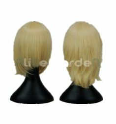 SureWells Cosplay Wigs Final Fantasy Series,Bleach,Orankoukou HostClub Cosplay Wigs by SureWells. $21.88. *100% Top Quality & Brand NEW. 100% Japanese Kanekalon (high quality one) made fiber wigs. *Hair Looks Shiny Natural and Touch Soft.. * Easy to care for and Wash. Wash with normal shampoo in warm but not hot water. Shake off excessive water, wipe with a tower, and dry in air.. *It's fit for your Parties,Cosplay & Daily Use.. *The size is adjustable,it can fit on most people.y...