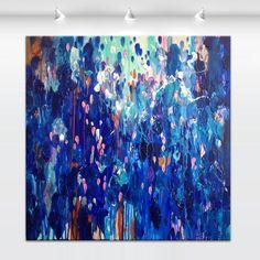 MADE2ORDER  Original abstract painting  by GeorgievaArtStudio