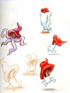mutations, acting, movement....