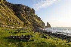 Talisker bay Monument Valley, Nature, Travel, Pictures, Scotland, Landscape, Naturaleza, Viajes, Destinations