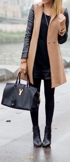 Trench Coat, Sophisticated Dress Work Outfit