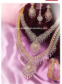 Diamond bridal set by GRT jwelers