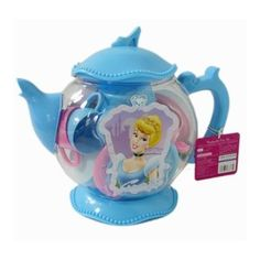 Amazon.com: Disney Princess Cinderella Tea Party Set: Toys & Games