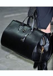 Alexander Wang Bag at Fashion Week 2012