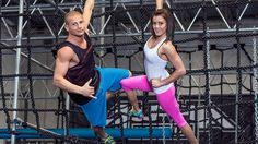 The American Ninja Warrior Workout Routine