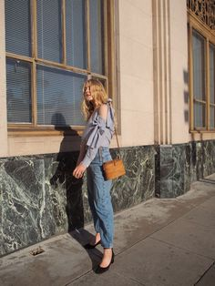 One Shoulder Blouses For A Day In The City
