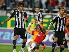 Beşiktaş 3-3 Galatasaray Maç özeti