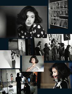 Song Hye Kyo Harpers Bazaar October 2013