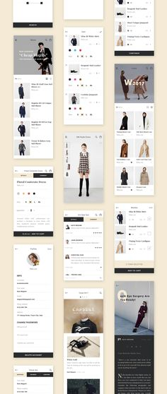 Zet E-Commerce App UI Kit is a high quality fashion app interface, designed in P. - Zet E-Commerce App UI Kit is a high quality fashion app interface, designed in Photoshop, Sketch an - Ios App Design, Mobile App Design, Android App Design, Android Ui, Mobile App Ui, Mobile App Store, App Design Inspiration, Webdesign Inspiration, Ui Kit