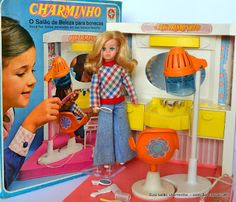 1977 - Charminho o Salão de Beleza da Boneca Susi