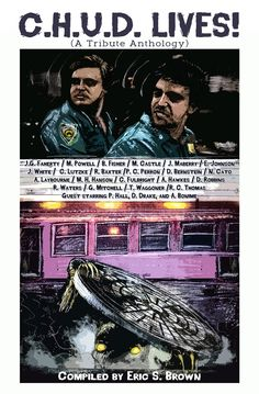 Today's top Horror and SF authors pay tribute to C.H.U.D. in this anthology of original fiction. C.H.U.D. is a genre defying, cult classic film from the 80s featuring monsters living in the sewers below New York.