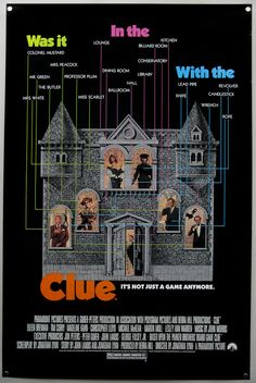 clue. mad love.
