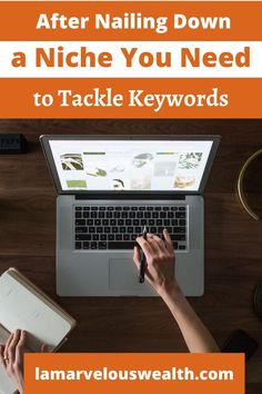 After you've picked your niche, you need to do some keyword research in order to get the word out about your site. Many beginning entrepreneurs make the mistake of choosing their niche and then l Business Opportunities, Business Tips, Online Business, Affiliate Marketing, Online Marketing, Digital Marketing, What To Sell, Word Out, Seo Tips
