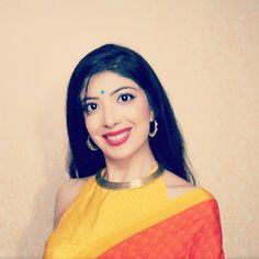 #sareelove . . . . . #indianyoutuber #saree #lookbook #fashion #style #selfie #me #sareeswag #desiswag #halter #blouse #choker #indianlook #partylook #indianwedding  #like4like #l4l #fashionblogger #indianfashionblogger #mumbai #india #bhawnaahuja