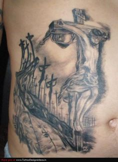 religious tattoos - Google Search
