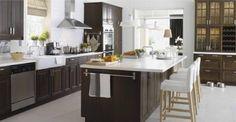 IKEA Kitchen Island With Cabinets