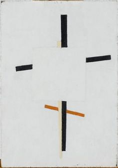 Kazimir Malevich: Suprematism of the spirit, 1919