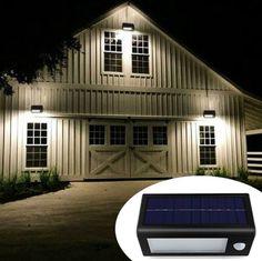 Wonderful A120 LED Solar Motion Light Delivers A Sunnier Disposition   Dream Home  Ideas   Pinterest   Lights