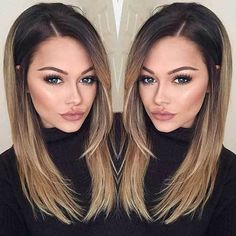 Haarfarben 33 Best Ombre Hair Color Ideas Hair Color Wedding Crasher: Why Crash Your Bash A p Best Ombre Hair, Ombre Hair Color, Color For Long Hair, Fall Hair Colour, Gorgeous Hair, Hair Lengths, Hair Trends, Hair Inspiration, Cool Hairstyles