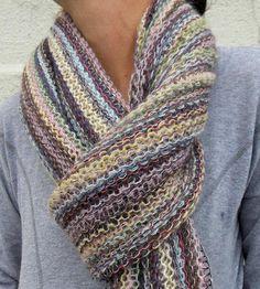 Mint Knit Scarf by Relais Knitwear on Scoutmob Shoppe