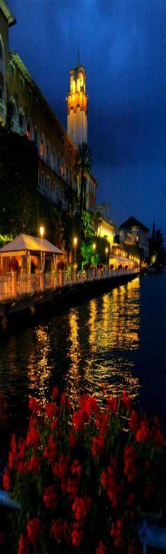 Grand Hotel Gardone Riviera Grand Hotel Gardone Riviera on Lake Garda ~ Brescia, Lombardy, Italy