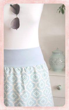 Quick summer skirt ★