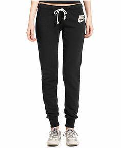 Nike Rally Slim-Fit Sweatpants - Active Pants - Women - Macy's (s)