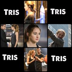 Sooo... Is this edit supposed to be about tris? I couldn't tell her name and face are like no where on here ~Divergent~ ~Insurgent~ ~Allegiant~