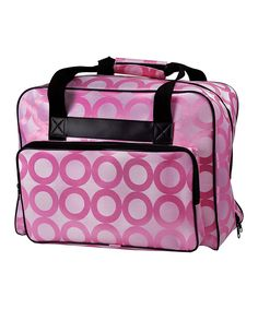 Pink Sewing Machine Tote | zulily