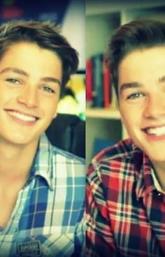 Finn and Jack Harries, another reason why I need to move to London
