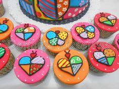 Cupcakes Romero Brito