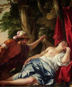 """El Museo de Alberto: """"Mars and the vestal virgin"""""""