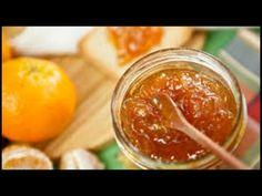 Como Fazer : Geleia de Laranja Tangerina - Sobremesas - YouTube