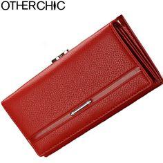 OTHERCHIC  Wallet Woman Wallet Coin Purse Women Wallets Card Holder Portefeuille Femme Purses Wallet For Woman Purses 16Y04-33