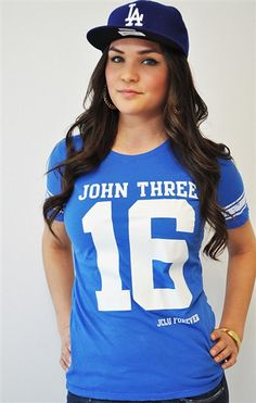 The John 3:16 Team Shirt is for those who want to celebrate Jesus while representing your school or cheering for your team! Just another fun way to share your faith and love for Jesus $19.99