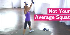 Tone Your Arms And Butt With One Move