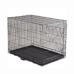 Prevue Hendryx Indoor / Outdoor Economy Medium Size Portable Dog Crate With Large Front Door And Lock > Awesome dog product. Click the image : Dog kennels