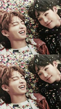 I want a man that will look at me like how yoongi looks at jungkook