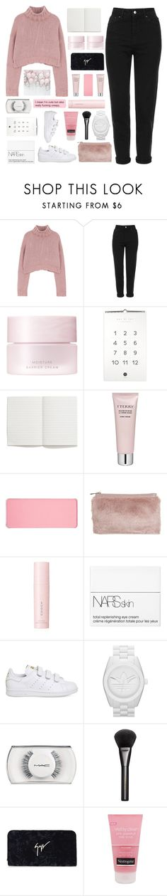 """it's crazy i remember every detail but i do"" by thunderingwaves ❤ liked on Polyvore featuring Topshop, SUQQU, Madewell, By Terry, shu uemura, Miss Selfridge, NARS Cosmetics, adidas, adidas Originals and MAC Cosmetics"